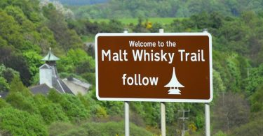 A Dispatch From The Whisky Trail