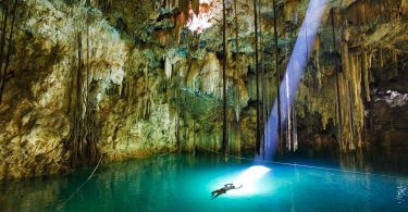 The world's Best Subterranean Sites